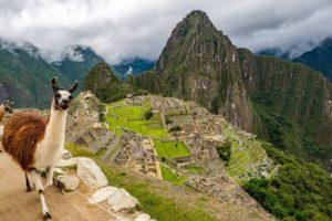 Machu Pichu, destino estrella en Perú