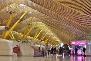Cómo llegar al aeropuerto de Madrid