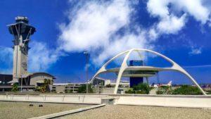LAX, Aeropuerto Internacional de Los Ángeles