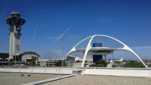 LAX, Aeropuerto Internacional de Los Ángeles, cómo llegar a Los Ángeles