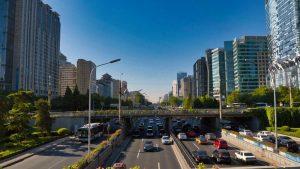 Medios de transporte para moverse por Pekín