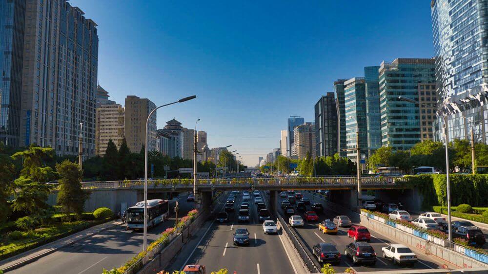 Medios de transporte para llegar a Pekín
