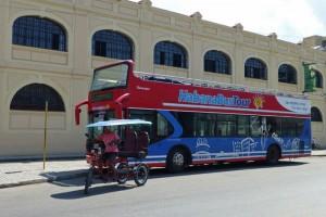 Autobús turístico, la mejor forma de recorrer los principales sitios de interés de La Habana, cómo moverse por La Habana
