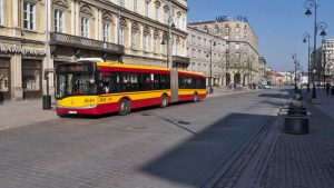 Autobús urbano de Varsovia