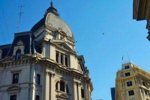 Edificios de la Avenida de Mayo