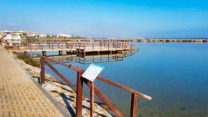 Baños de lodo del Mar Menor