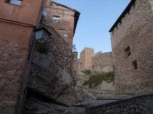 Castillo de Albarracín, el momento civil más importante de la localidad
