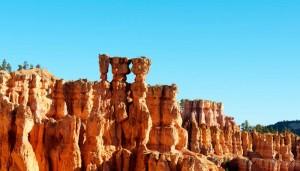 Hoodos, un símbolo del Parque Nacional Cañón Bryce