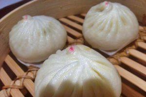 Dim sum o dumplings, uno de los platos más típicos de la gastronomía china
