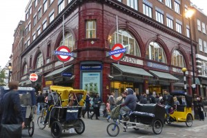 Estación de metro de Covent Garden