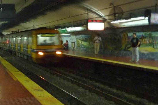 Cómo moverse por Buenos Aires, transporte público por Buenos Aires
