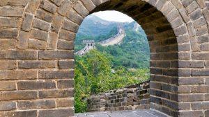 Gran Muralla China, tramo de Badaling cerca de Pekín