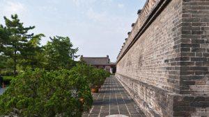 Muralla de Xian, la mejor conservada dentro de una ciudad china