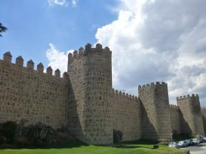 Muralla de Ávila, la muralla medieval mejor conservada de España, historia de Ávila