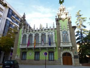 Casa del Hortelano, actual Museo de la Cuchillería de Albacete, casas nobles de albacete