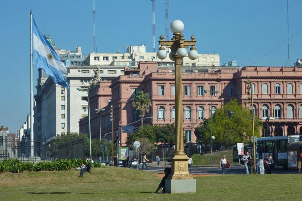 Plaza de Mayo, la más antigua e importante de Buenos Aires