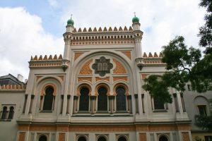 Sinagoga Española en el Barrio Judío de Praga