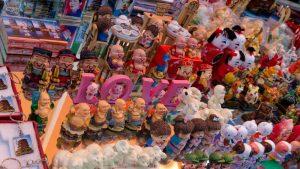 Souvenirs y recuerdos de Pekín