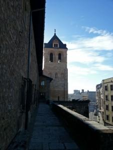 Torre del Gallo en la Basílica de San Isidoro
