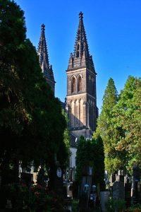 Torres de la Iglesia de San Pedro y San Pablo