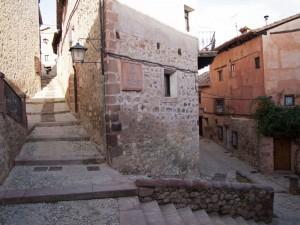 Calles medievales de Albarracín