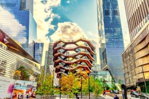 The Vessel, el gran atractivo de Hudson Yards