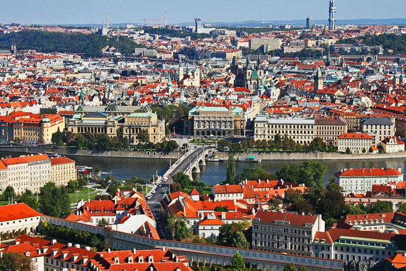 Atracciones de Praga