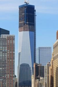 One World Trade Center dominando el skyline de Nueva York