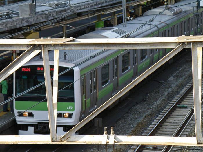 Yamanote Line, la línea de ferrocarriles más transitada del centro de Tokio