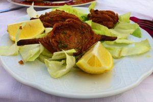 Zarajos, un imprescindible de la gastronomía de Huete